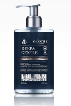 Smooth E Men Liquid Facial Cleanser